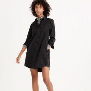 MADEWELL SZ. S shirt dress with pockets